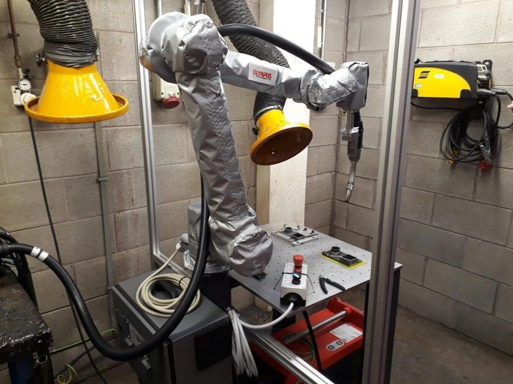 Universal-robot-welding