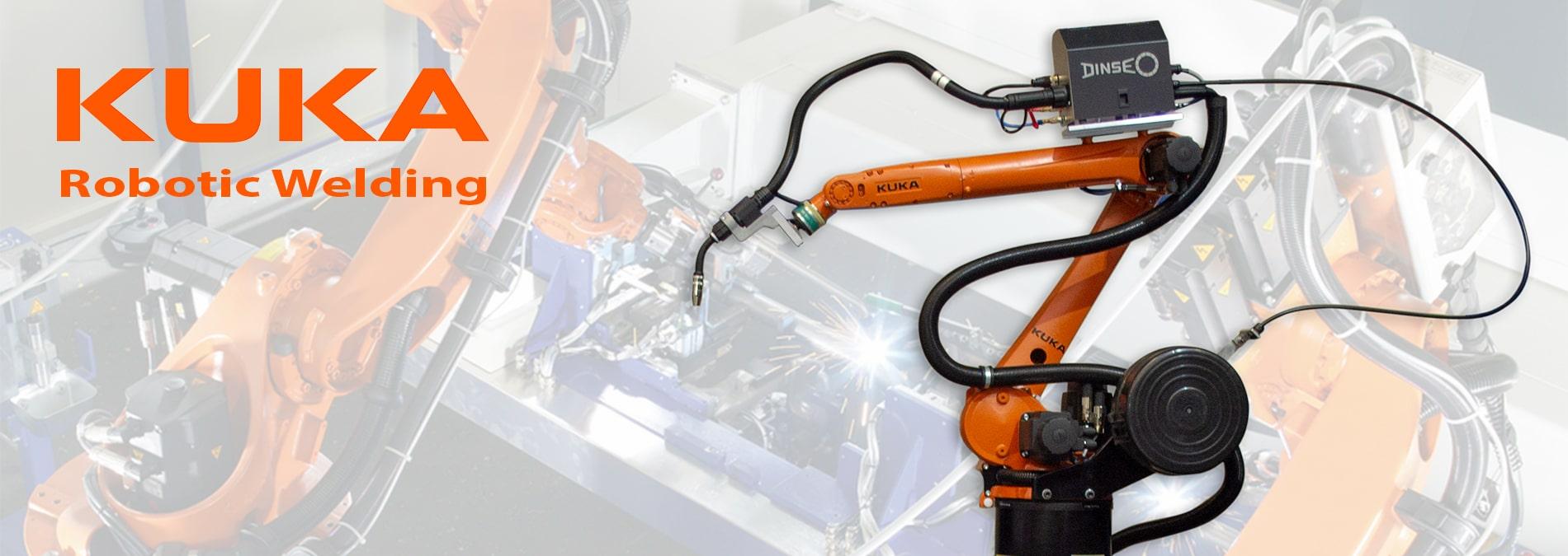 KUKA Robotic Welding - Olympus Technologies Welding